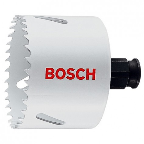 BOSCH PROGRESSOR HOLE SAW 43MM (WOOD/METAL) WHITE