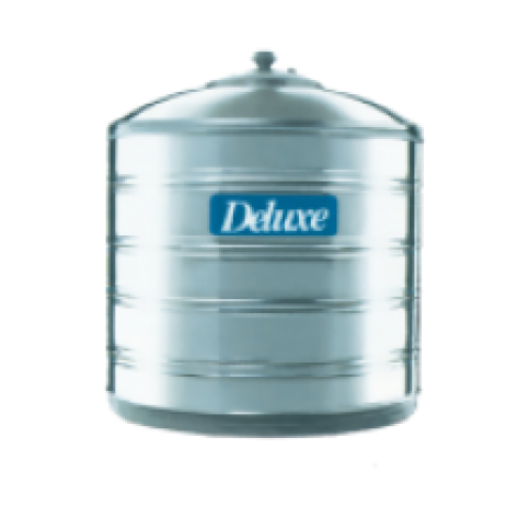 Deluxe CL40F Water Storage Tanks Vertical Without Stand