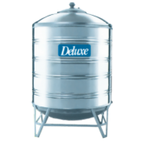 Deluxe CL40K Water Storage Tanks Vertical With Stand