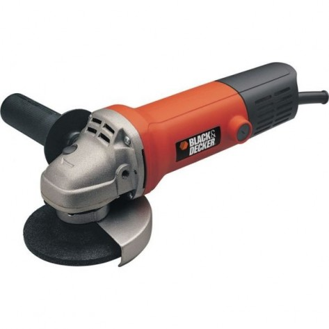 BLACK & DECKER G720B-B1 100mm 820W SMALL ANGLE GRINDER