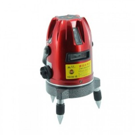 Rewin RJG-S05 laser level (5 lines - 4V1H  with 1 Plump Point)