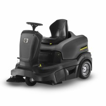 Karcher KM 90/60 R P Small Ride On Sweepers