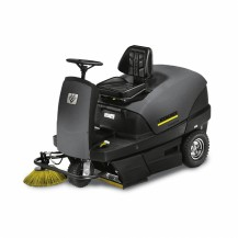 Karcher KM 100/100 R P Medium Ride On Sweepers