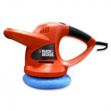 BLACK & DECKER KP600 Random Orbit Waxer/Polisher 152mm