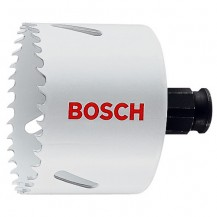 BOSCH PROGRESSOR HOLE SAW 83MM (WOOD/METAL) WHITE