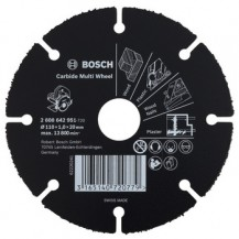 2608642952 Bosch Carbide Multi Wheel