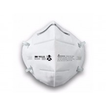 3M 3M9010 N95 Foldable Dust/Mist Particulate Respirator Half Mask