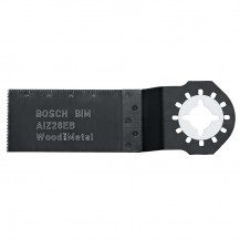 Bosch AIZ28EB Plungecut Multi-Cutter Sawblade for Wood & Metal 2608661644