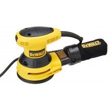 DeWALT D26451 125 mm Random Orbit Palm Grip Sander