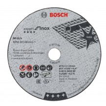 Bosch 2608601520 76mm Expert for Inox Cutting Disc x5pcs