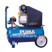 Puma Air Compressor 2HP Single Cylinder 40L Tank