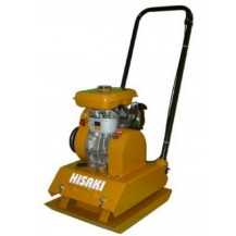 Hisaki Plate Compactor 80kg c/w Robin Engine EY20