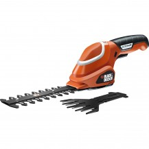 BLACK & DECKER GSL700kit-B1 7V Shear Shrubber
