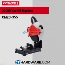 Worcraft CM23355 CUT OFF MACHINE 2300W 4000Rpm(355x3.2x25.4mm )