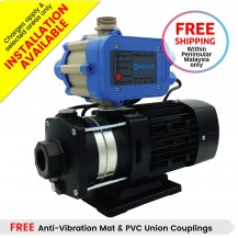 WELFLO CMH230PC 550W Domestic Booster Pump
