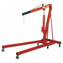 HONG YU HYDRAULIC ENGINE CRANE 2 TON
