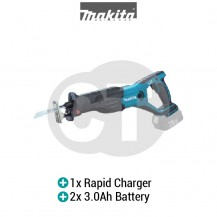 MAKITA DJR181RFE CORDLESS RECIPROCAL SAW (LXT SERIES)