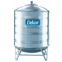 Deluxe CL30K Water Storage Tanks Vertical With Stand