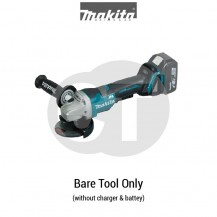 "MAKITA DGA408Z 100MM (4"") CORDLESS ANGLE GRINDER (LXT SERIES)"