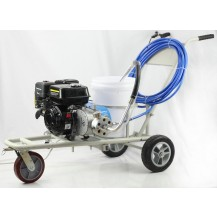 DP Airless Line Striper DP6800 (Airless Sprayer)Back  Reset  Delete  Duplicate  Save  Save and Continue Edit
