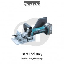 MAKITA DPJ180Z 18V CORDLESS PLATE JOINTER (BODY ONLY) (LXT SERIES)