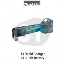 MAKITA DTM51RFEX8 18V CORDLESS MULTI TOOL (LXT SERIES)