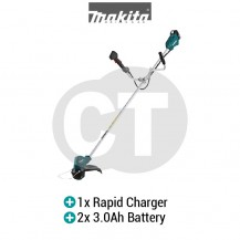 MAKITA DUR187URFE 18V XPT CORDLESS BRUSHLESS GRASS TRIMMER (LXT SERIES)