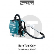 MAKITA DVC260ZX CORDLESS BACKPACK VACUUM CLEANER (BODY ONLY)  (LXT SERIES)
