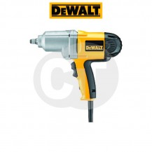 "DeWalt DW293 Heavy-Duty 1/2"" Impact Wrench With Hog Ring Retainer"