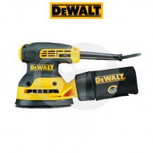 "DEWALT DWE6423-B1 280W 125MM (5"") RANDOM ORBIT PALM GRIP SANDER"