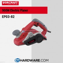 Worcraft EP0382 Planer 900W 16000Rpm 82mm x 3mm