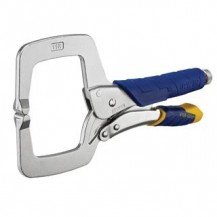IRWIN 17T Fast Release™ Locking C-Clamps with Regular Tips 6-inch