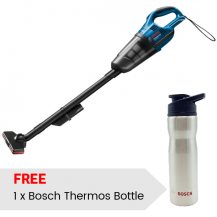 Bosch Cordless Vacuum Cleaner GAS 18 V-LI Professional (Bundled with 4AH Battery and Charger)