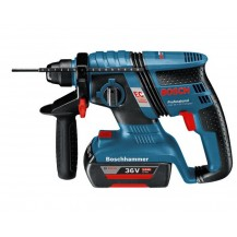 Bosch GBH 36 VEC Cordless rotary hammer Compact Professional