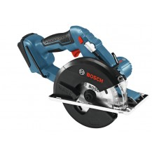 "BOSCH GKM18VLISOLO CORDLESS METAL CIRCULAR SAW 5-3/8"" ( 136MM ) 18V LI-ION  ( NO BATT / NO CHARGER)"