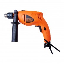 BLACK & DECKER HD500BX-B1 550W PERCUSSION HAMMER DRILL