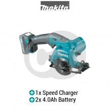 "MAKITA HS301DSME 85MM (3-3/8"") 12V CORDLESS CIRCULAR SAW (12V CXT SERIES)"