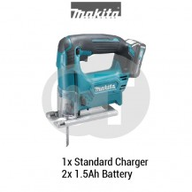 MAKITA JV101DYE 12Vmax CXT Cordless Jig Saw (12V CXT SERIES)