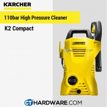 Karcher K2 Compact High Pressure Washer 110 Bar