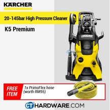 Karcher K5 Premium High Pressure Washer 145 Bar