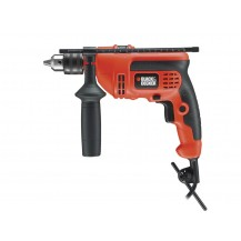 BLACK & DECKER KR554RE-B1 13MM 550W PERCUSSION HAMMER DRILLS