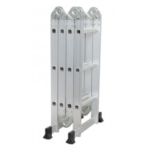 CIVIC Aluminium Multi-Purpose Ladder 16 Steps
