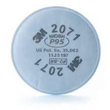 3M 2071 P95 Particulate Filter 2PCS/BAG