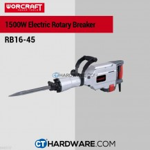 Worcraft RB1645 Electric Breaker 1500W 1400Rpm Impact Force 45J