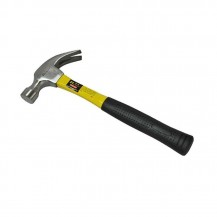 REWIN RYJ3570 Claw Hammer with Fibre Glass Handle