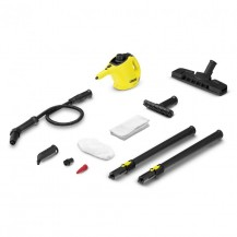 KARCHER SC1 PREMIUM STEAM CLEANER with FLOOR KIT