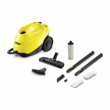 Karcher SC3 Steam Cleaner with Free 5pcs Terry Cloth