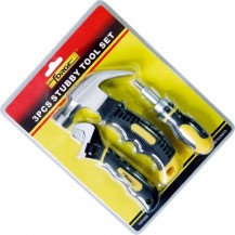 Forge Stubby Tools Set 3pcs