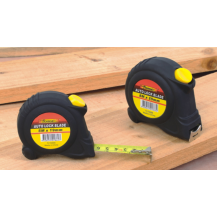 Forge Tape Measure 5m Auto Lock Dual