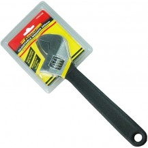 Forge Wrench Adjustable Matt Grip 200mm